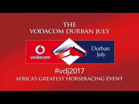 Vodacom Durban July Gallops 20170622