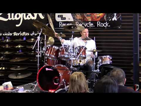 Don Stahl Drum Clinic - Letters of Marque