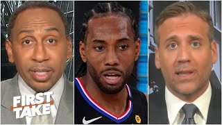 Kawhi, LeBron is waiting for you! - Max Kellerman urges the Clippers to win Game 7 | First Take