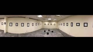 Raqs e Lakeer Exhibition by Hamid Allaudin at Nukta Studio