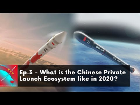 What's the Situation with Chinese Private Launch Startups ?