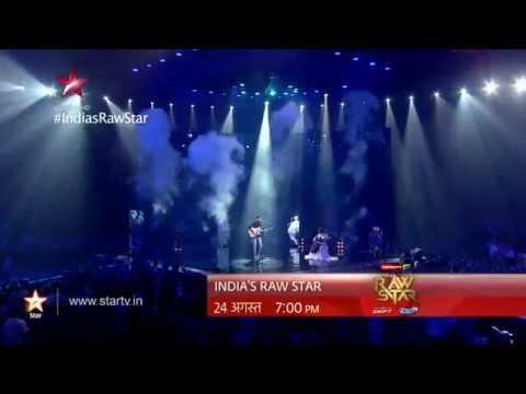 India' Raw Star Promo: Darshan Raval at the grand...