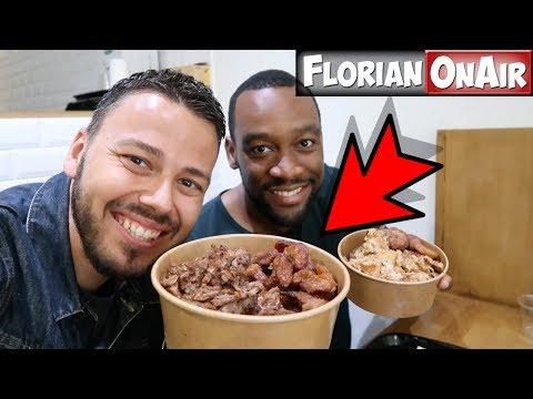 FAST FOOD AFRICAIN : une GROSSE BOX bien remplie! - VLOG #614