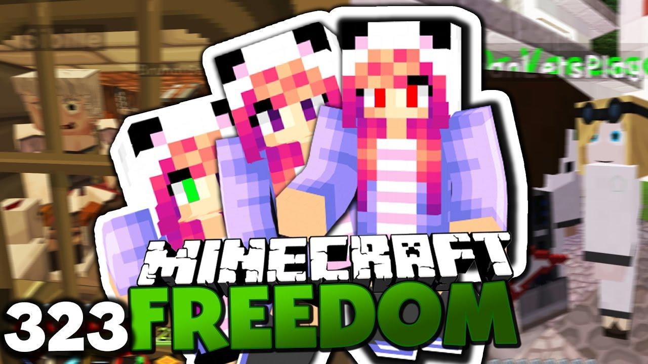 Download CANDY WURDE GEKLONT?! & BRUNO WILL FLÜCHTEN! ✪ Minecraft FREEDOM #323 DEUTSCH | Paluten