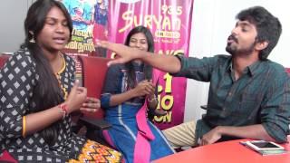 Trisha Illana Nayanthara | HBD GV | RJ Navalakshmi | Suryan FM