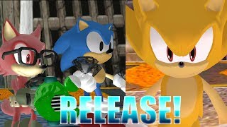 SADX - Sonic Forces Pack Release! (Sonic Adventure DX mod)