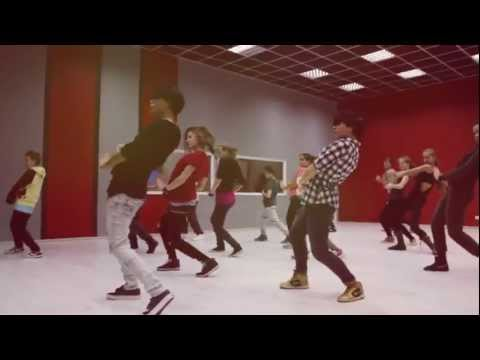 Rihanna - We found Love jazz-funk choreography by Miss Lee - Dance Centre Myway Kiev