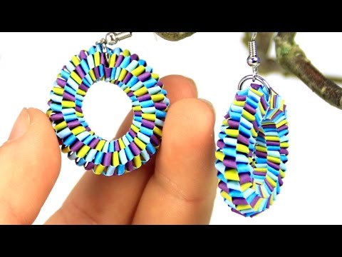 Download video earrings with quilling strips for How to use quilling strips