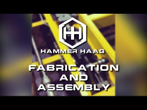 Advanced Fabrication and Assembly - Hammer Haag Steel
