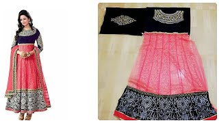 Amazon gown|unboxing &reviews|amazon clothing review|online shopping review|anarkali gowns