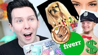 Buying Weird Stuff On Fiverr!