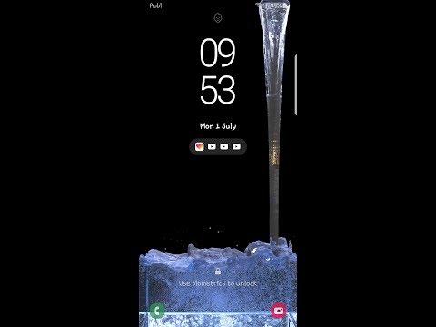 Water Drop Live Wallpaper Samsung Best Live Wallpaper (2019)