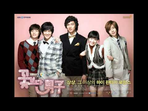 boys over flowers - Thing Called Happiness
