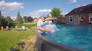 How Do You Vacuum Above Ground Pool?