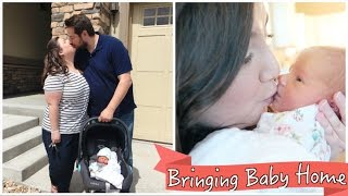 First 48 Hours at Home with a Newborn! | BITS OF PARADIS