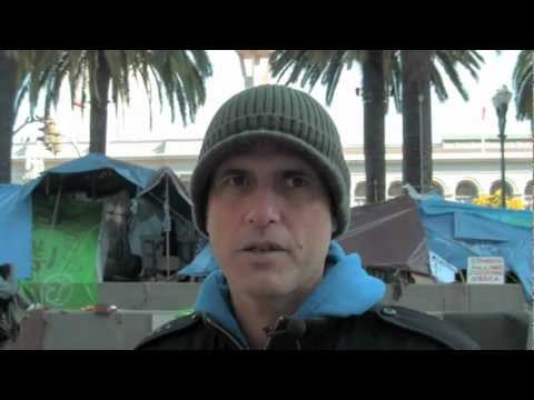 What is Occupy? | Occupy Activist Interview in San Francisco, California