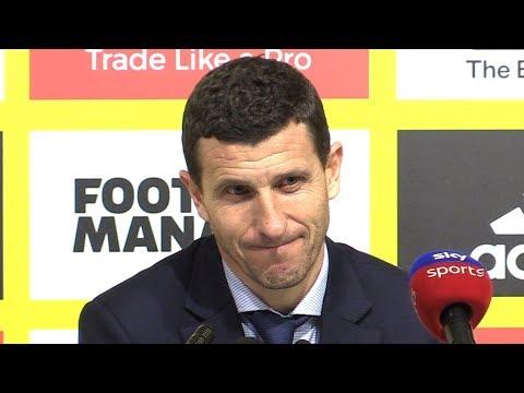 Watford 1-2 Chelsea - Javi Gracia Full Post Match Press Conference - Premier League