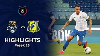 Match Fc Sochi V Fk Khimki Premier League Live Streaming Youtube