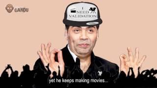 Ae Dil Hai Mushkil | Why This Movie Sucks | BollywoodGandu| Movie Review | Anushka Sharma Ranbir