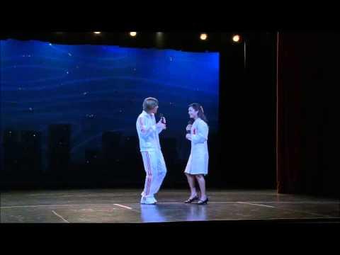 High School Musical - Breaking Free HD !!