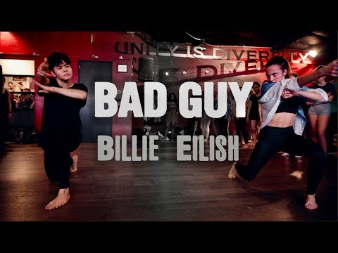 'BAD GUY' by Billie Eilish i Choreography by @NikaKljun