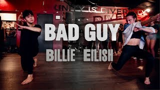 """BAD GUY"" by Billie Eilish i Choreography by @NikaKljun Video"