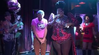 Latrice Royale Proposes to Longtime Boyfriend at R Place Seattle Pride