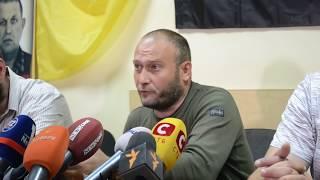 Дмитро Ярош про ситуацію в Мукачеві