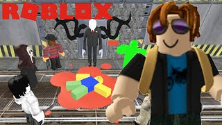 Roblox // Survive and Kill the Killers in Area 51 // Jefe Secreto + Todas las Armas Ocultas!!!