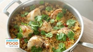 Chicken With Apricots And Capers - Everyday Food With Sarah Carey