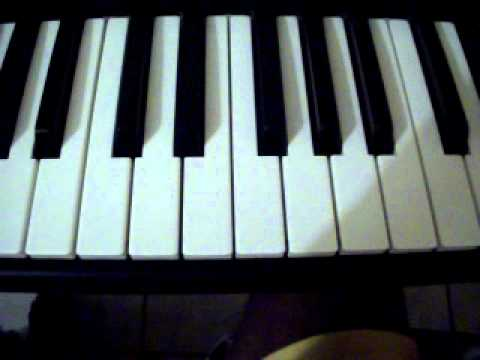 How To Play Kiss Me Slowly Parachute By Randy Piano Cover Youtube