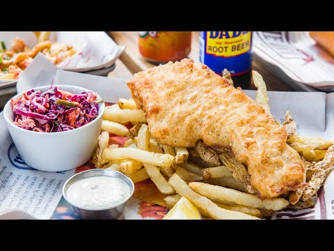 Beer Batter Fish N' Chips Is Toronto's Newest Fish And Chips Restaurant