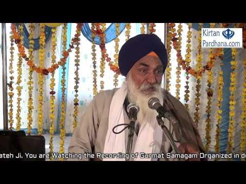 Gyani Jaswant Singh Ji (Darbar Sahib,Amritsar) - 11Jan2017[Morning],Gola-Gokaranath,Lakhimpur