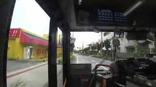 琉球バス  112  山里~開南