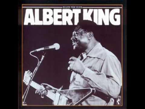 Albert king- Hound dog