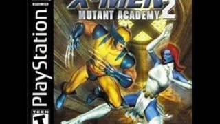 X-Men Mutant Academy 2 OST Ambush 02
