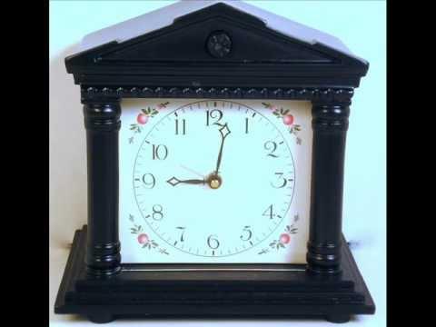 Good Morning Madame Talking Clock.wmv