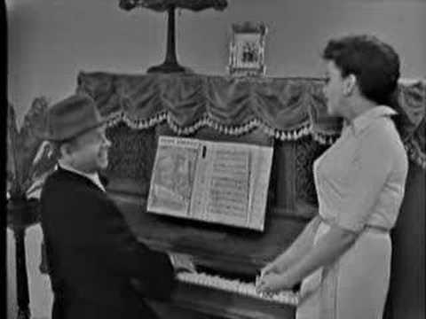 Mickey Rooney & Judy Garland (1963) - 1 of 2