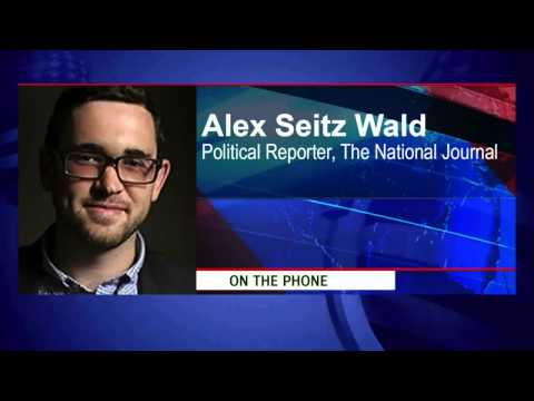 Alex Seitz Wald --Political Reporter for The National Journal