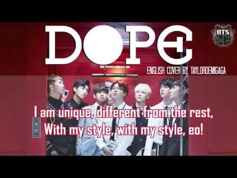 BTS (방탄소년단) - DOPE (쩔어) | English Cover by JANNY