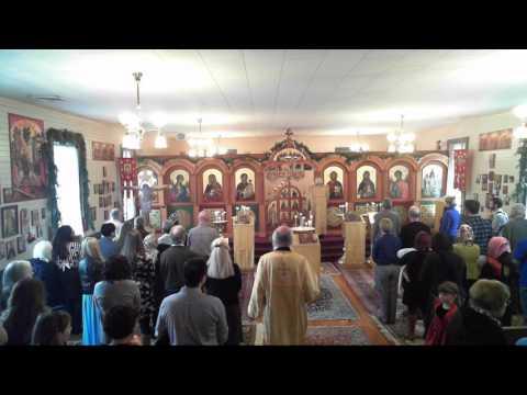 Divine Liturgy - 2017-02-19