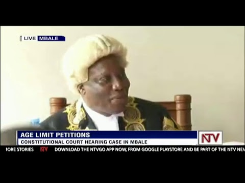 AGE LIMIT PETITIONS: Constitutional Court hearing case in Mbale 2