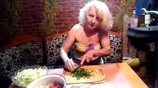 Учимся готовить борщ!,