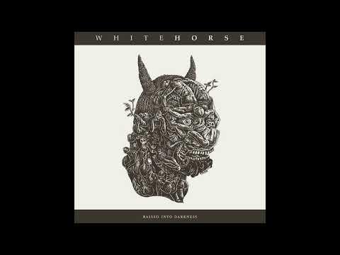 Whitehorse - Raised into Darkness (2014) sludge | doom metal | drone | drone doom