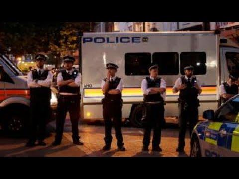 Police name suspect in London van attack