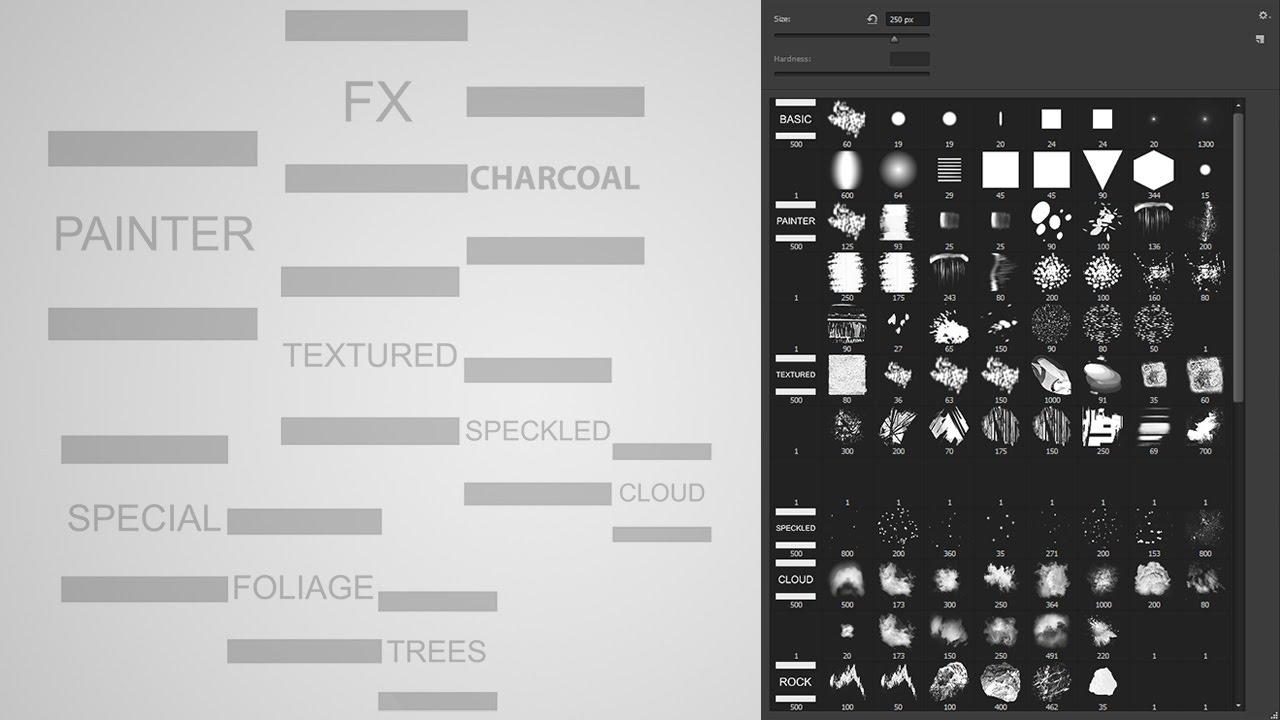 Installing Photoshop Brushes ( GIMP!)