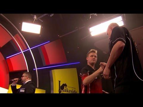 Darts-BDO Champ.2016-Williams v Harms (R2) [1⁄2]