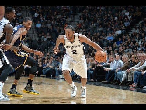 Download Youtube: Kawhi Leonard's Top 10 Plays of the 2016-2017 NBA Season