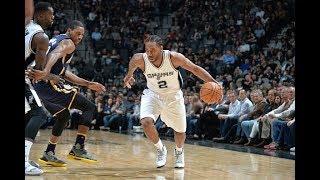 Kawhi Leonard's Top 10 Plays of the 2016-2017 NBA Season
