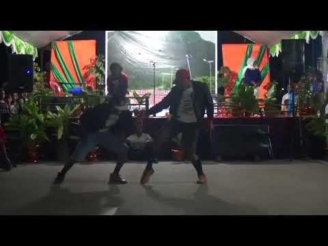 Kaimana Dancer ft Dhoty X Korneles di Panggung Hiburan Pesparawi